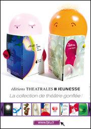 Théâtre et jeunesse: Théâtrales en goguette à la bibliothèque de Montreuil (Paris)