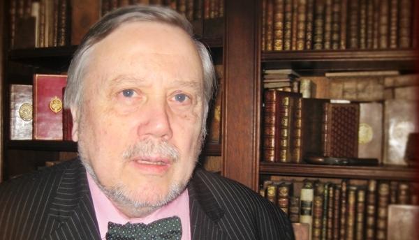 Interview de Monsieur le Professeur François Moureau