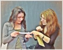 """« L'expérience de l'acteur » : au cœur de """"l'actio"""" et de la mise en scène. Stage à Nancy en mars dernier."""