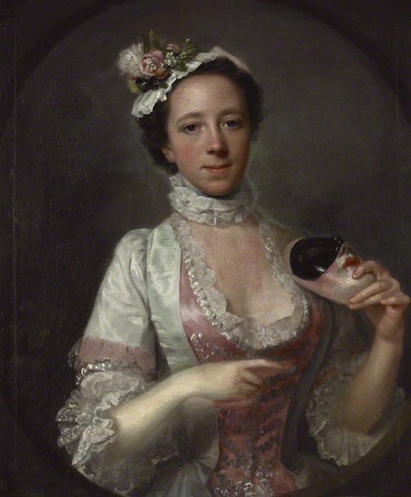 Lavinia Fenton Possibly by George Knapton, c.1739 Private Collection