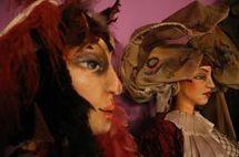Colloque international bilingue organisé par l'Institut International de la Marionnette