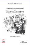 Parution: Théâtre innommable de Samuel Beckett par Serpilekin Adeline Terlemez