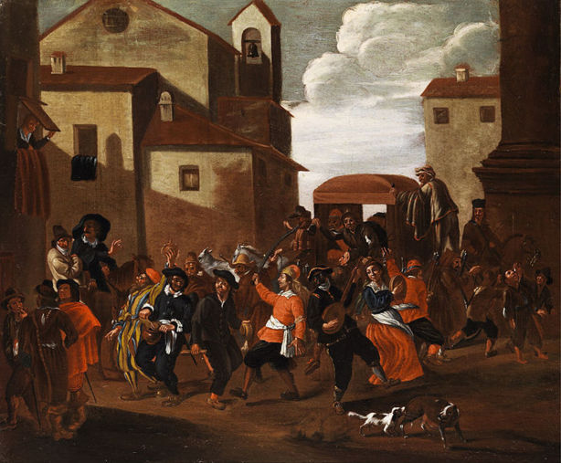 APPEL À CONTRIBUTION:  Making Space for Festival, 1400–1700. Interactions of Architecture and Performance in Late Medieval and Early Modern Festivals