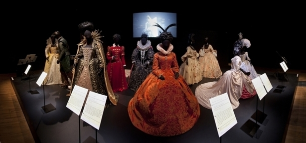 (c) V&A images. Hollywood Costume sponsored by Harry Winston