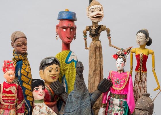 Exposition : Marionnettes du bout du monde