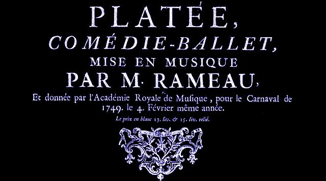 Jean-Philippe Rameau: International Anniversary Conference (Oxford)