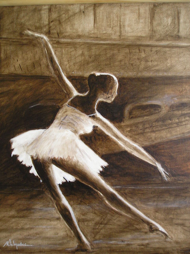 (c) Robert Le Madec - H092 - Ballerine