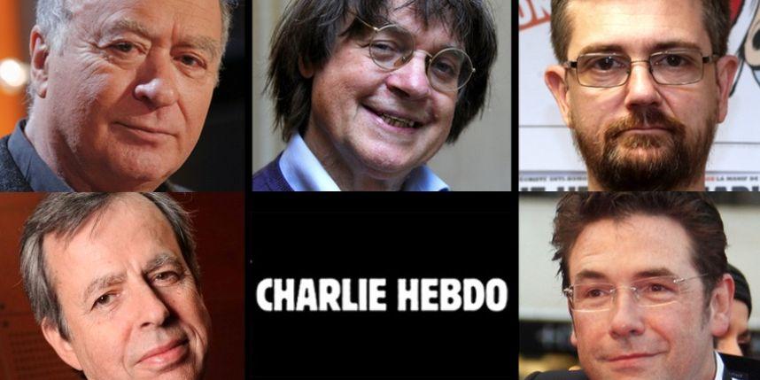 Soutenez Charlie Hebdo, soutenez la VIE culturelle !
