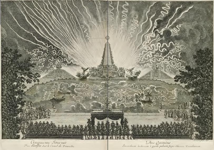 Le Divertissement de Versailles (Félibien)