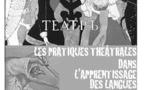 Colloque international: Les pratiques théâtrales dans l'apprentissage des langues. Institutionnalisation et enjeux de formation au niveau européen