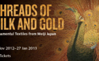Ashmolean Museum: Threads of Silk and Gold