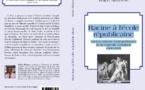 Publication: Racine à l'école républicaine ou Les enjeux socio-politiques de la tragédie classique (1800-1950) par Ralph Albanese