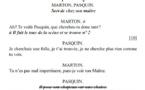 Publication: Relevés de mise en scène (1686-1823), S. Chaouche