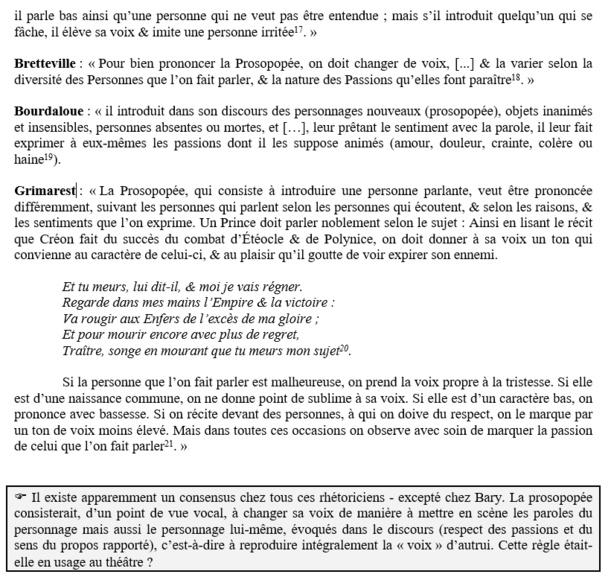 UNITIPS - Introduction aux études sur le jeu et la déclamation, 9. Par Sabine Chaouche.