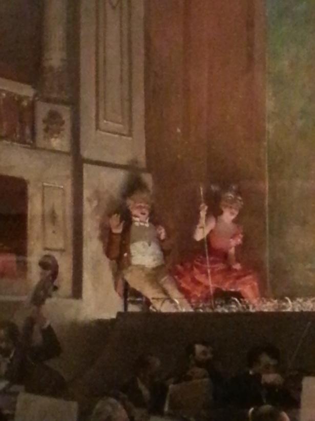 Spectateurs en scène : une esthétique du 'théâtral' dans la gravure ? Par Sabine Chaouche