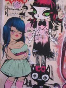 """(Street) Art is beautiful. A propos de """"Faites le mur"""" (film de Banksy, 2010) par Noémie Courtès."""