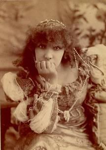 Sarah Bernhardt. (Wikimedia commons)