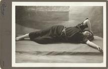 """""""Marcelle Demougeot (Kundry) dans Parsifal de Wagner, Palais Garnier, 1924 Photographie de Reutlinger BmO, GF 46"""""""