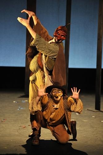 Une comédie en musique : l'Egisto. Par Noémie Courtès.