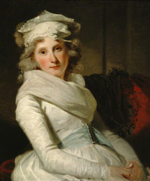 Elizabeth Inchbald Attributed to John Hoppner, 1789-95 Private Collection