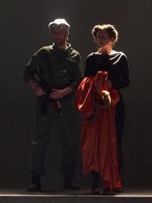 """Représentation de """"Cosroès"""", 2012 (c) Le Studiolo"""