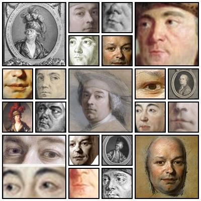 Le Théâtral au naturel. Les portraits d'acteurs de Maurice Quentin de La Tour. (N°2) - LEKAIN - Par Sabine Chaouche