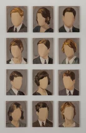 Class of 1931, 2013. Courtesy Galerie Karsten Greve Paris