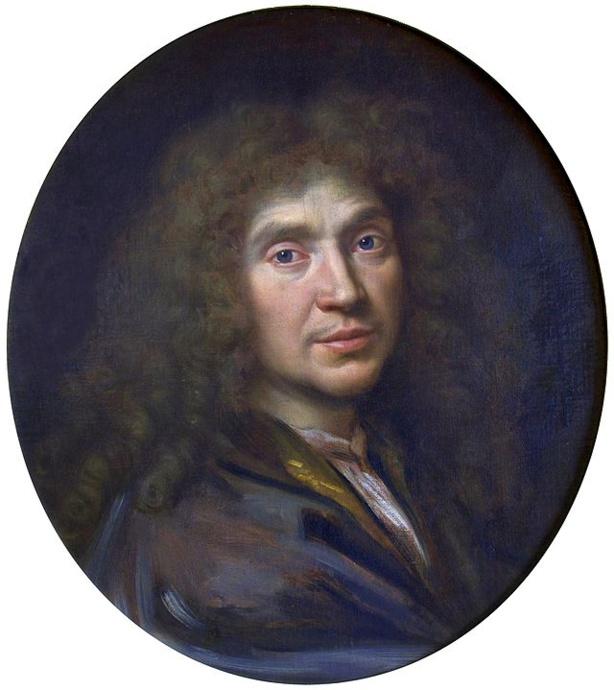 Molière (wikicommons)