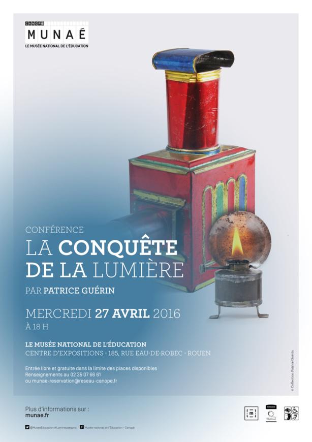 La Conquête de la lumière. Patrice Guérin.