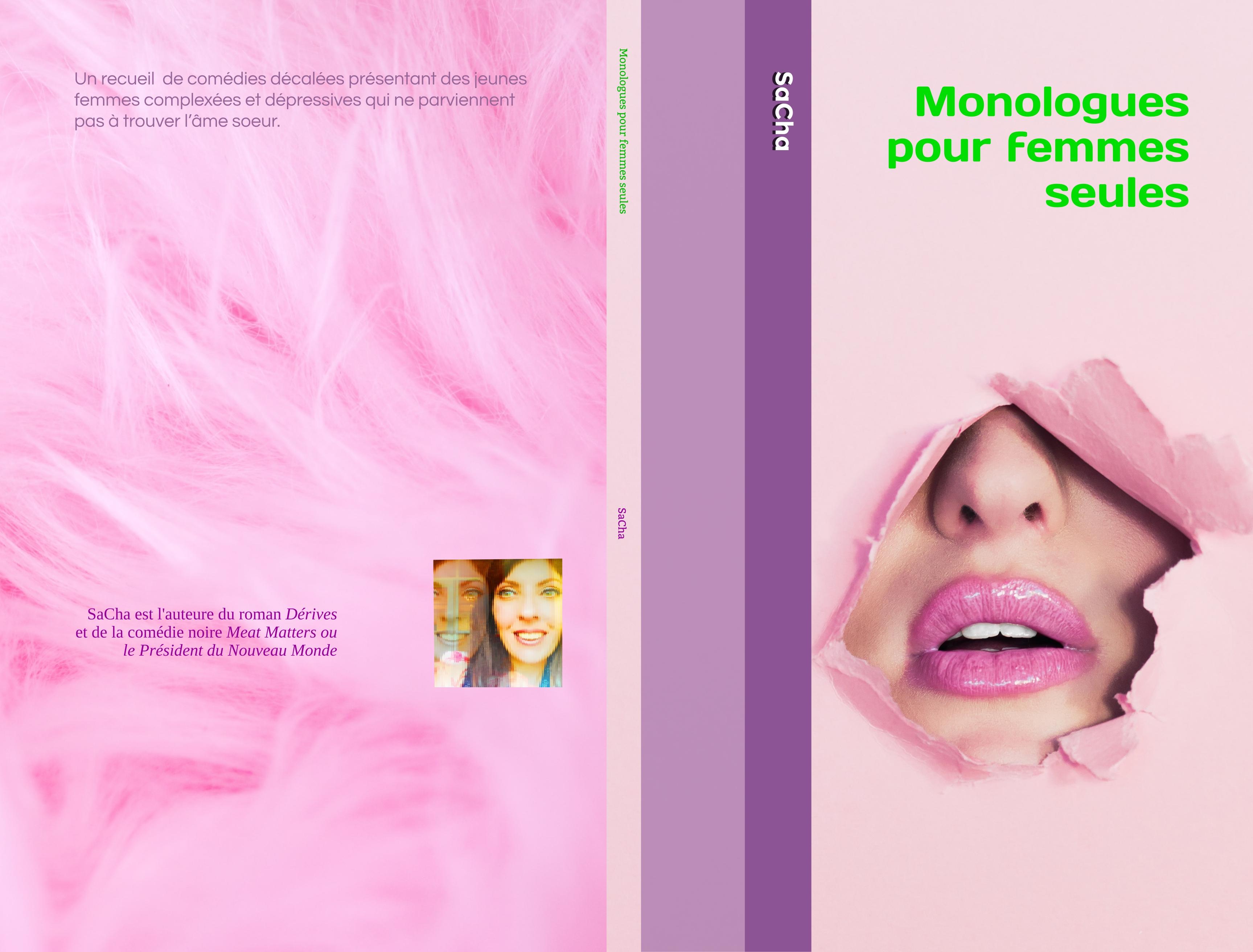 Publication: Monologues pour femmes seules - SaCha