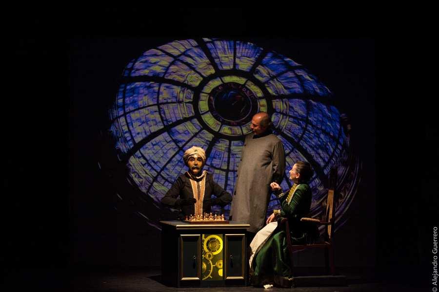 Le Cercle des illusionnistes. Par Noémie Courtès.