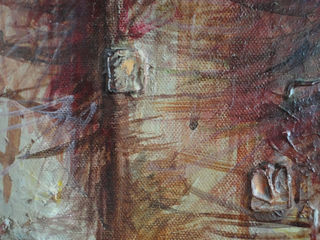 Painting: Knowledge (Sabine Chaouche)