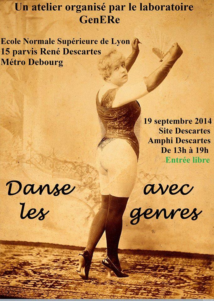Journée d'études : Danse avec les genres