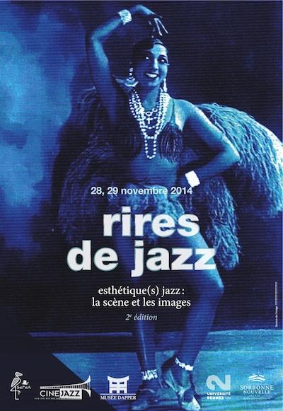 Conférence: Esthétique(s) jazz : la scène et les images
