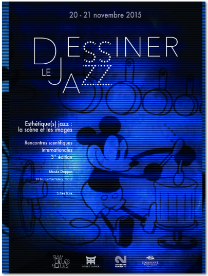 Appel à contribution: DESSINER (LE) JAZZ