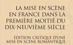 Réimpression: La Mise en scène en France dans la première moitié du XIXe siècle, par M.-A. Allevy