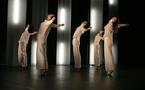 Etude en blanc pour six danseurs. Par Noémie Courtès.