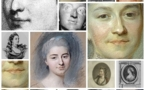 Le Théâtral au naturel. Les portraits d'acteurs de Maurice Quentin de La Tour. N°3 - Mlle CLAIRON - Par Sabine Chaouche