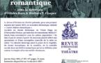 Revue d'Histoire du Théâtre, numéro spécial : L'autre théâtre romantique