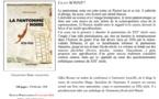 Parution : La Pantomime noire par Gilles Bonnet (1836-1896)