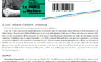 Publication: Le Paris de Molière par Jacqueline Razgonnikoff